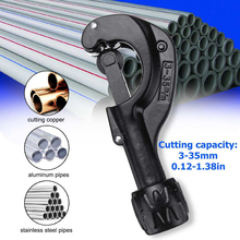 """""""Steel Tubing Cutter 1/8"""""""" to 1-3/8"""""""" Stainless Steel Aluminum Copper Pipe Tube Cutter Knife Cut Plumbing Tool Home Hand Tools"""""""