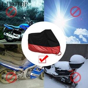 Image 3 - Per BMW K1600 GT GTL R1200 R RT S ST S1000 R RR XR Moto Universale Della Copertura UV Esterna di Scooter impermeabile Pioggia Copertura Antipolvere
