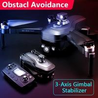 ZLL-Dron SG906 MAX con cámara y cardán de 3 ejes, profesional, 4K, HD, GPS, WiFi, FPV, RC, Quadcopter, Dron Sg906 Pro 2 Pro2