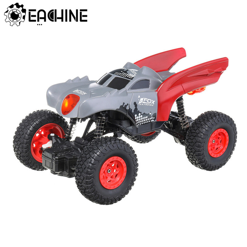 Eachine EC04 1/20 2.4G RWD RC Car Electric Off-Road Climbing Vehicle RTR Remote Control Car Model Kids Toy Car image