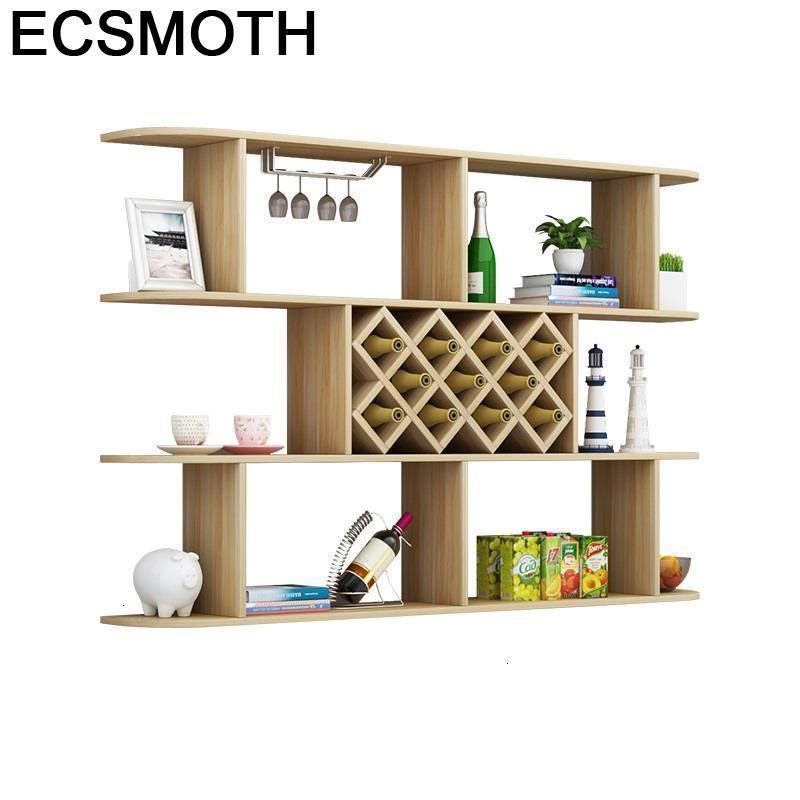 Cocina Adega Vinho Meja Meube Desk Display Storage Kitchen Salon Table Meuble Shelf Mueble Bar Commercial Furniture Wine Cabinet