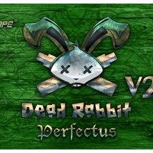Hellvape строительный коврик для Dead Rabbit V2 RDA с Dead Rabbit V2 дизайн логотипа DIY для начинающих/продвинутых строителей
