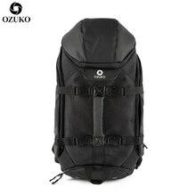 Многофункциональный рюкзак для ноутбука с usb зарядкой большой емкости водонепроницаемый мужской рюкзак для путешествий Mochila школьные сумки для подростков