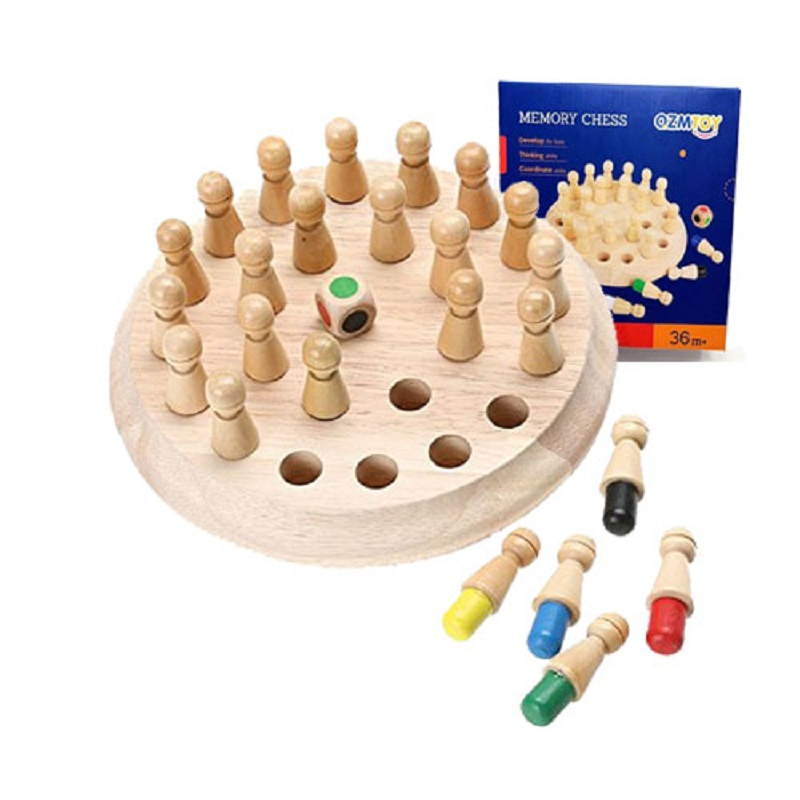 font b Baby b font Montessori Educational Wooden font b Toys b font Color Memory