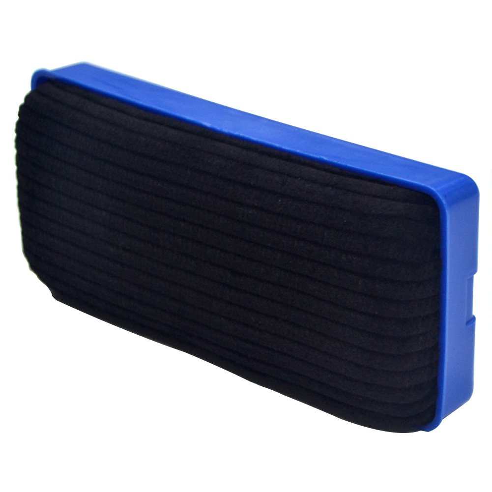 Handheld Dry Wipe Magnetic Stripe Whiteboard Eraser School Office Classroom Drawing Board Teaching Professional Rectangle