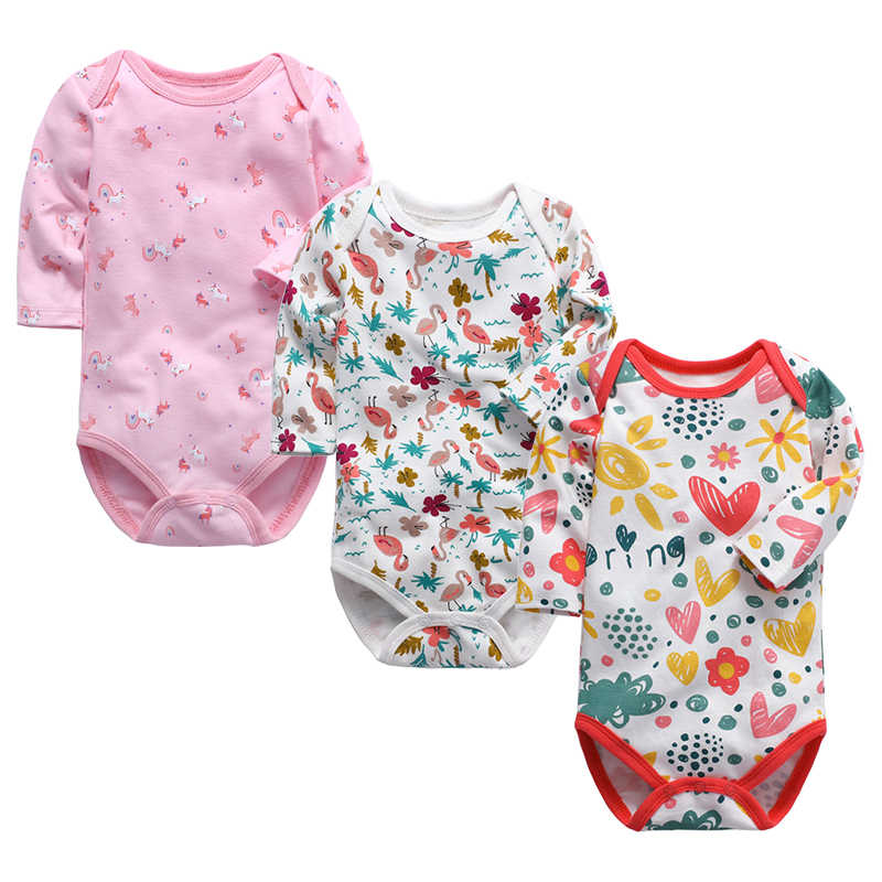 baby girls clothing newborn rompers jumpsuit long sleeve 3 6 9 12 18 24 months toddler infant child kids boys clothes