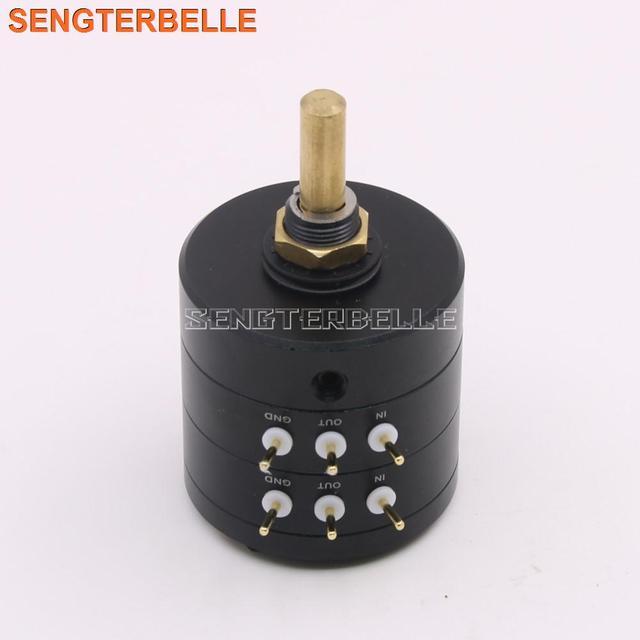 أسود 24 خطوات ثنائي القناة النحاس رمح الضغط الجزئي فوتوالصوتية مقاومة حجم الجهد