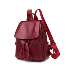 Womens backpack Wholesale Supply Newtravel  Women Bag Hand Leather Lady Backpack woman fashion 2018 designers