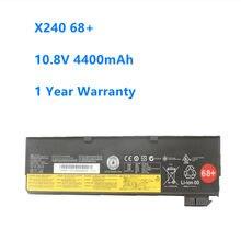 Bateria Do Portátil para lenovo ThinkPad T440 X240 T440S X240 X240S S440 S540 X250 45N1132 45N1124 45N1130 10.8V 4400mAh