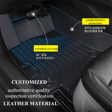 Car-Floor-Mats Toyota Camry 3D for Waterproof Car-Styling Anti-Dirty