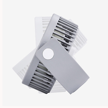Portable Mini Air Conditioner Desktop Fan USB Office Creative Aromatherapy Cooler for Home Accessories