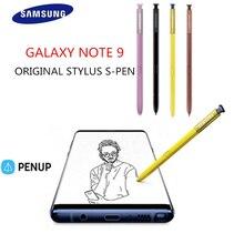 Оригинальный вертикальный стилус samsung Group S Pen, сменный стилус для сенсорных ручек для Samsung Note 9, SPen, Touch Galaxy, пенал, EJ PN960
