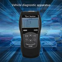 New Multi language Vgate Vs890 Obd Scanner Car Detector Car Code Reader Detailed Dtc Library Fast Testing Automobile Faults