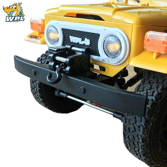 Wpl guincho automático atualização elétrica n20 guincho para 1/16 rc carro wpl c34 c34k c34km