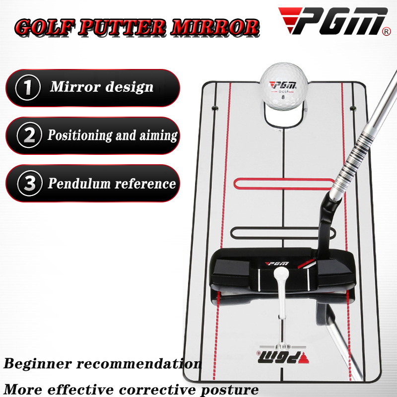 The New! PGM Golf Pole Mirror Auxiliary Correction Pose Pusher Training Products Coach Recommended Beginner Golf Accessories
