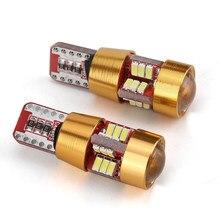Para o carro canbus lâmpada led, você dois, t104014, smd, w5w, largura, lâmpada, sem erro, parar, txtb1