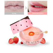 Lip-Balm Sleeping-Mask Natural-Extract Lips-Care Hydrating Strawberry-Flavor Good Nourish