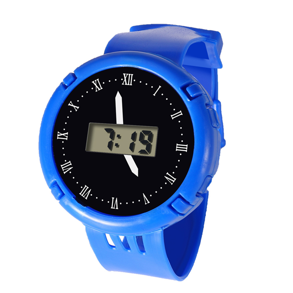 Fashion Kids Casual Electronic Watch Children Comfortable Silicone Sports Watches Fluorescent Watches XIN-Shipping
