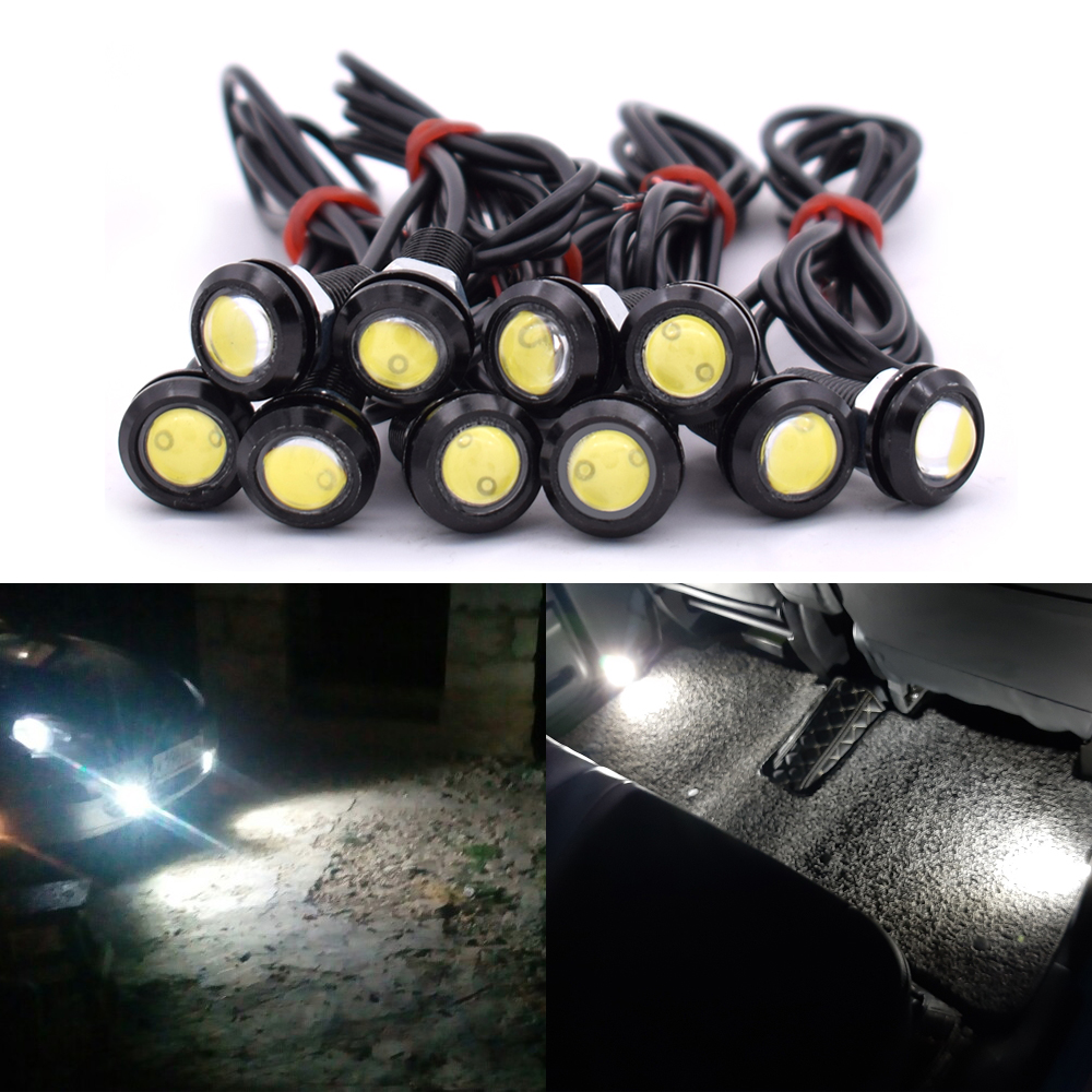 1pcs Eagle Eye <font><b>LED</b></font> Car Screw Light Daytime Running Lights DRL Car Parking Signal Lamp For <font><b>BMW</b></font> <font><b>R1200R</b></font> R1200RT r 1200 rt R1200S image