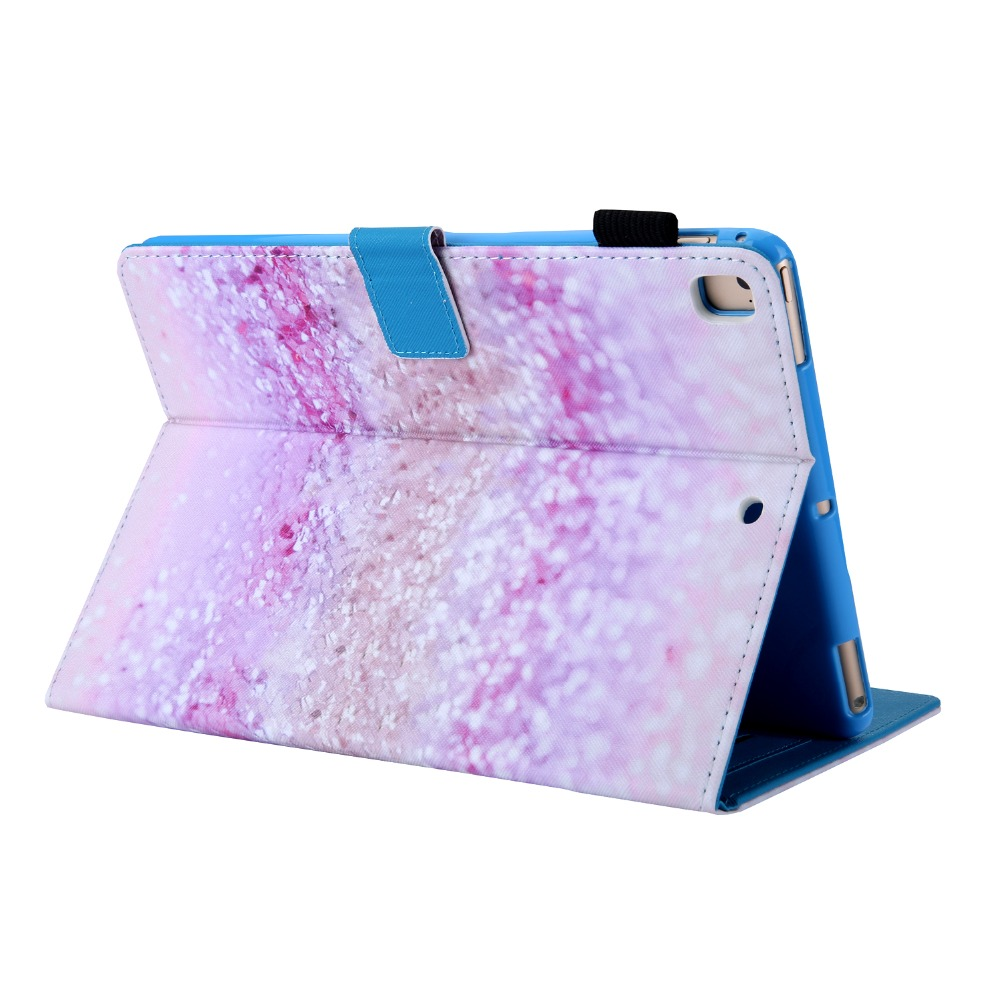 10.2 iPad for 7th-Generation Tablet Funda New Smart-Cover Magnetic-Stand Case PU