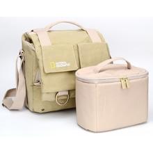 Photography Bag Shoulder-Camera-Bag Nikon Digital Canon SLR NG2346 Single