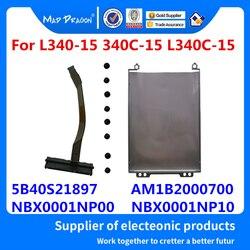 Новый жесткий диск HDD Caddy Кронштейн Лоток + SSD HDD кабель для Lenovo L340-15 340C-15 L340C-15 L340-15IRH NBX0001NP00 NBX0001NP10