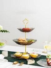 Timemore decker тарелки с фруктами креативные европейские для