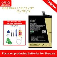 BLP571 BLP597 BLP613 BLP633 BLP637 BLP607 bateria para oneplus 1 2 3 3t 5 5T x substituição da bateria de IÕES de lítio POLÍMERO