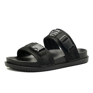 Image 4 - 2019 Summer Man Sandals Women Sandals Men Light Shoes Black Yellow Fashion Leisure Breathable Hot Sale Lover Slippers Sneakers