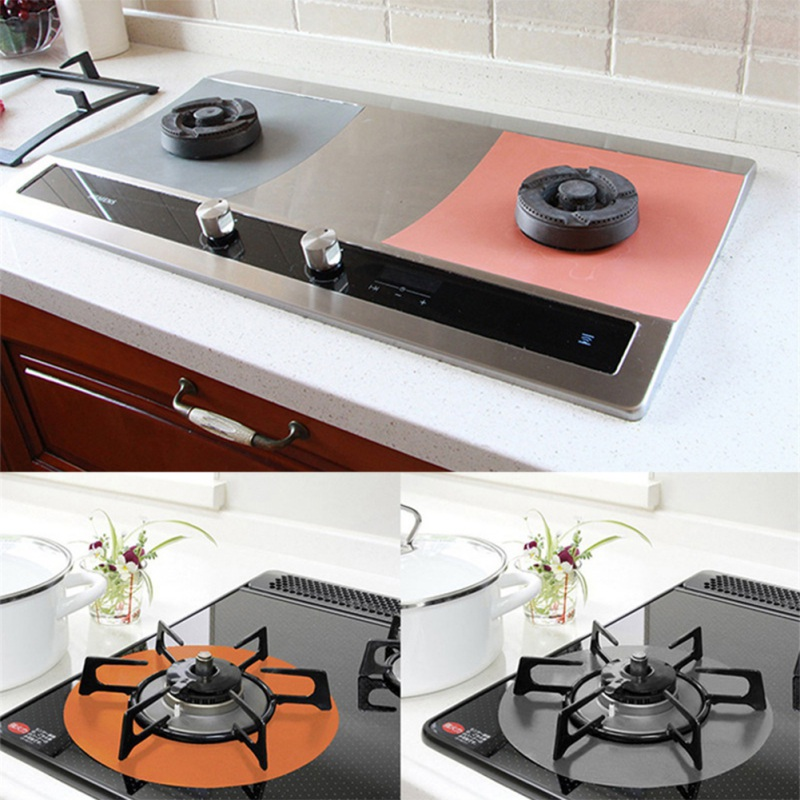 Hot Price #4679 - Reusable Gas Stove Cover Protectors ...