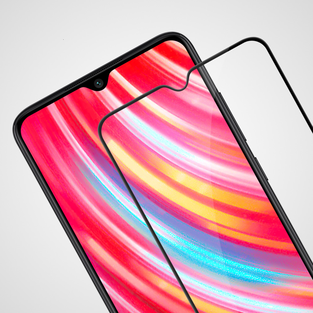 Nillkin Full Cover Glass For XiaoMi Redmi Note 8 pro 2.5D CP+Pro Tempered Glass For Redmi Note 8T Note8 Screen Protection film 4