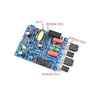 Image 5 - 2PCS 2 channels QUAD405 100W+100w Audio Power Amplifier Board DIY KIT Assembled board