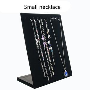 Image 3 - Soporte de exhibición para colgante de collar, soporte para almacenamiento organizador de joyas para mujer, estuche para pulsera