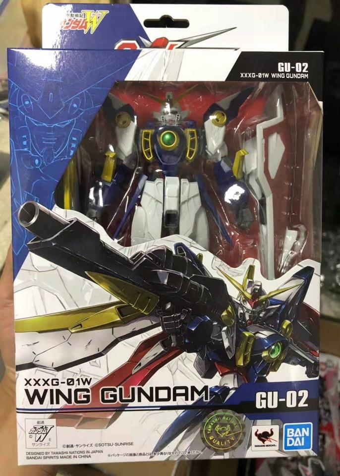 SH Figuarts Mobile Suit Gundam Universe XXXG-01W Wing Bandai Tamashii Nations