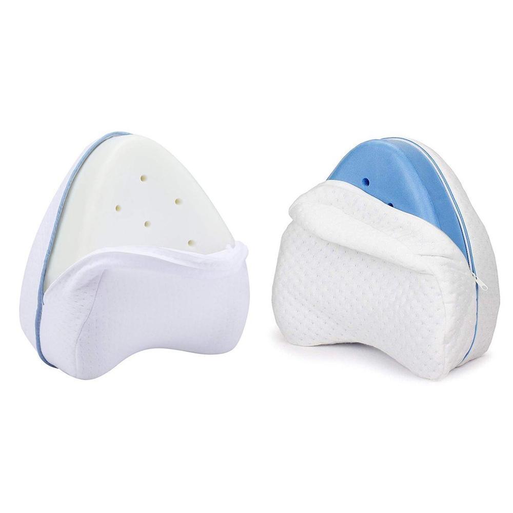 Memory Cotton Clip Leg Pillow Pregnant Woman Knee Pillow Foot Lift Leg Pillow Comfortable Anti-Pressure Side Sleeping Pillow