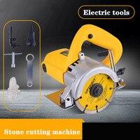 Haushalt fliesen stein schneiden maschine wasserkraft stoßen maschine elektrische werkzeuge Marmor schneiden Maschine