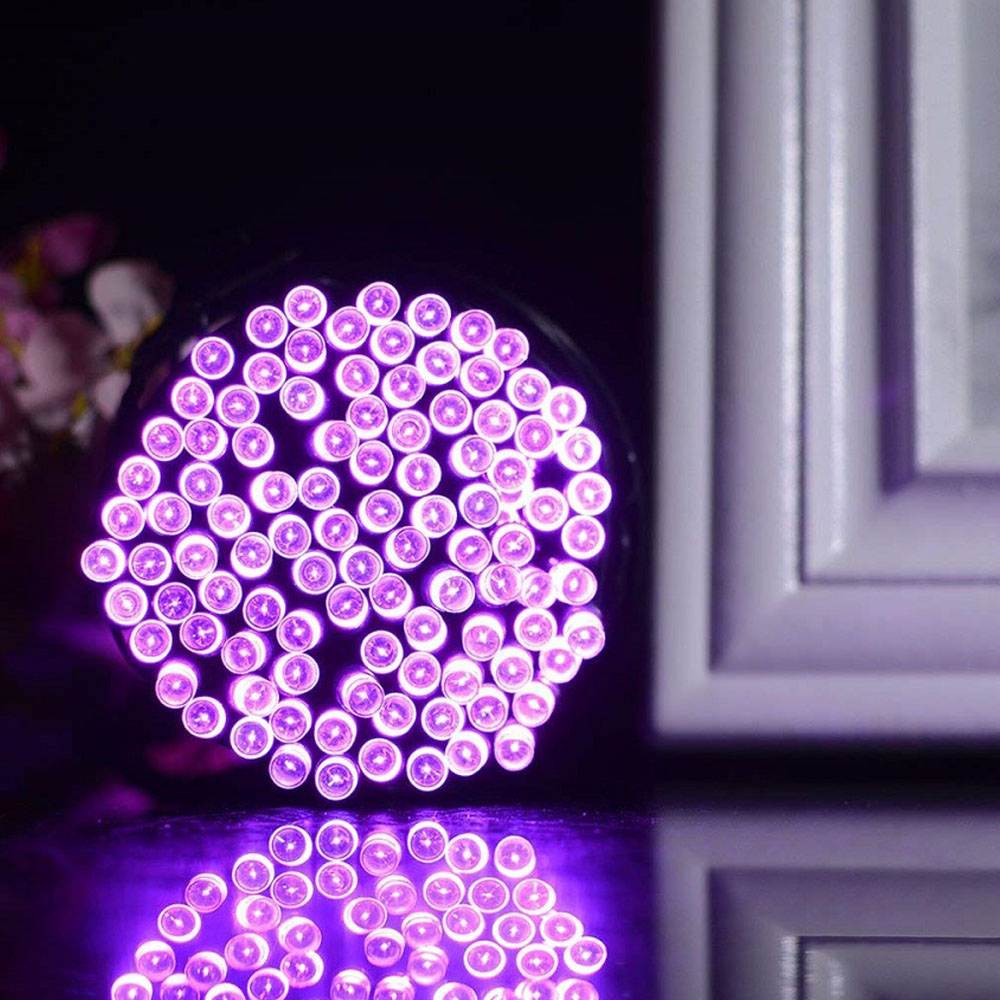 50/100/200 LED Solar Lamp Outdoor For Garden Decoration LED String Lights Holiday Christmas Garland Solar Power Light Waterproof