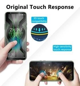 Image 5 - 10 шт. закаленное стекло для Xiaomi Black Shark 2 Pro защита экрана 2.5D 9H закаленное стекло для Black Shark 2 Pro защитная пленка