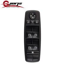 G-parts porta dianteira esquerda janela de energia mestre elétrica botão interruptor de controle principal para mercedes gl ml w164 2518300290 a2518300290