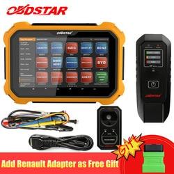 OBDSTAR X300 DP PLUS Key Master PAD2 Immobilizer Remote Key Programmer Odometer Adjustment ECU Programming Obd2 Diagnostic Tool