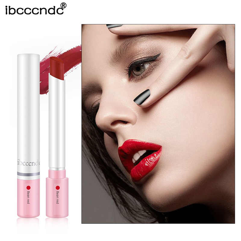 Creatieve Sigaret Lippenstift Set 4 Kleuren Matte Lippenstift Waterdichte Fluwelen Vrouwen Lip Make Pigment Tint Naakt Moisturizer Rode