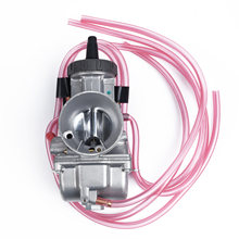 Replaces For Keihin Carburetor PWK38 PWK Airstriker Carb 1x Motorcycle Scooter(China)