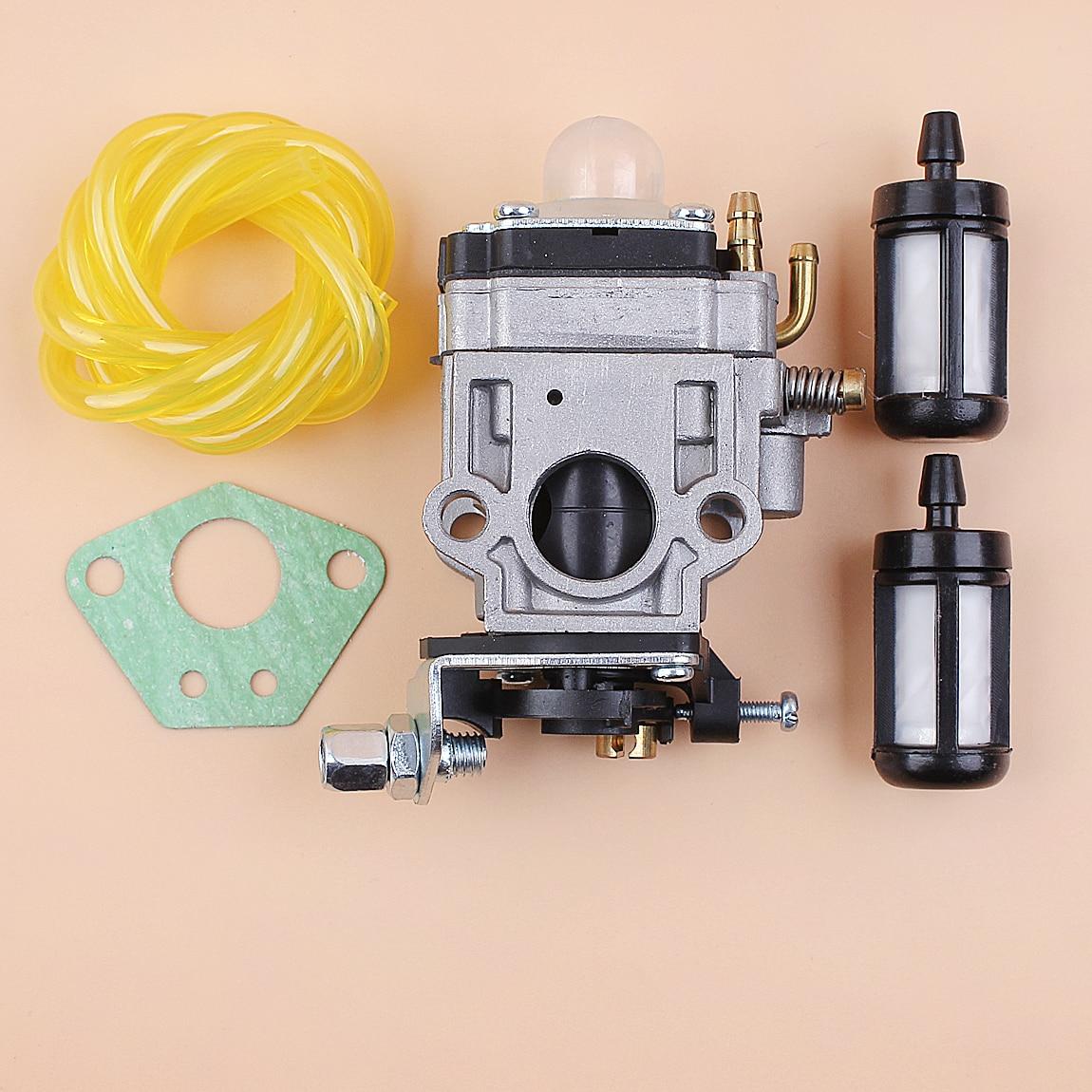 Carburetor Carb Fuel Line Filter For Shindaiwa EB802 EB802RT EB630 EB633RT RedMax EB 4300 4400 431 7000 7001 Troy Bilt Blower