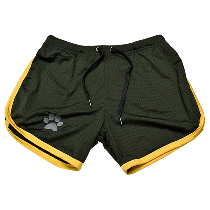 Mens Summer Fitness Shorts Fashion Compression Fast Drying Gyms Bodybuilding Joggers Shorts Slim Clothing Sweatpants Masculino