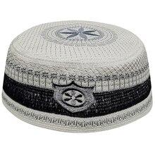 Islamic Topi sombreros musulmanes para hombres, Kipa Judia Kippa, Arabia Saudita, alfombra de oración islámica, gorras para musulmanes, Namaz