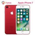 Apple iPhone 7 оригинальный б/у 99% Новый отпечаток пальца 2 Гб RAM 32/128/256 ГБ ROM iOS 4G LTE разблокированный мобильный телефон 12.0MP GPS