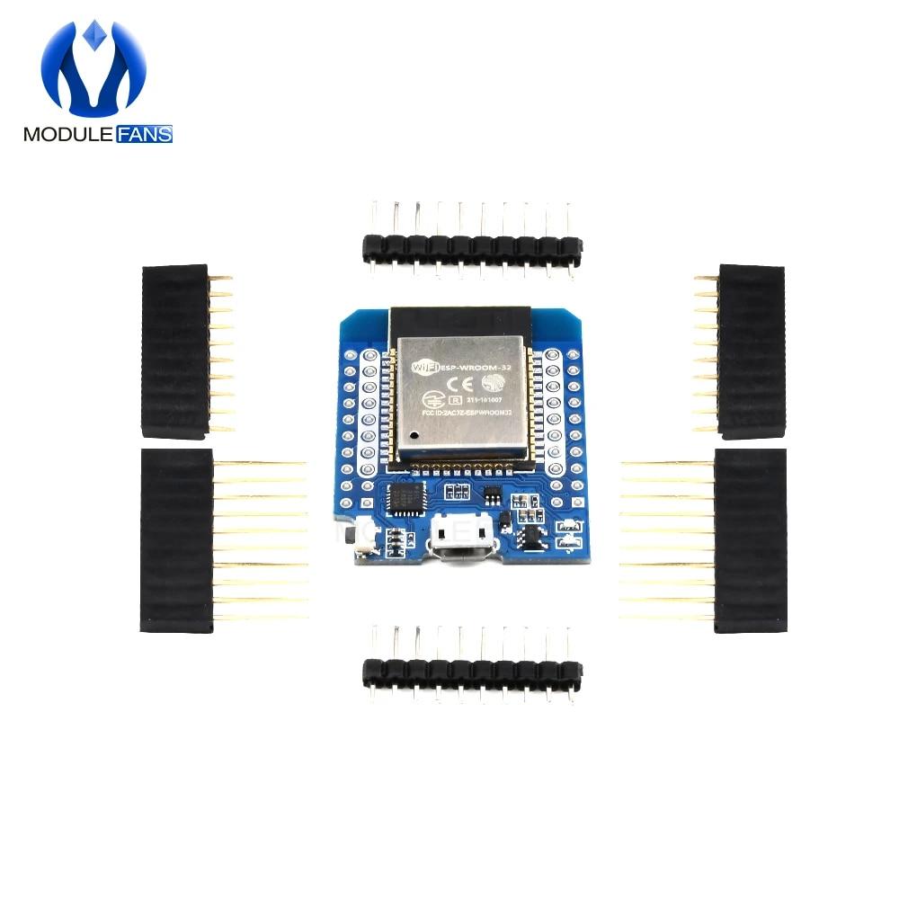 ESP8266 ESP32//32S CP2104 Wemos Mini D1 WIFI/&Bluetooth Development Board Module