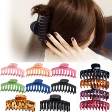 Plastic Acrylic Hairpins Hair Claw Clip Large Headdress Party Gifts For Shower
