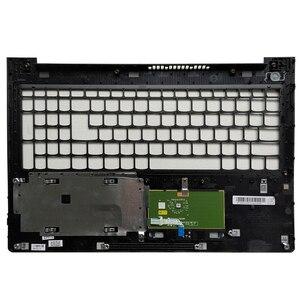 "Image 2 - חדש עבור Lenovo ideapad 310 15 310 15ISK 310 15ABR 510 15 510 15ISK 510 15IKB ארה""ב מקלדת/Palmrest כיסוי/קייס תחתון נייד"