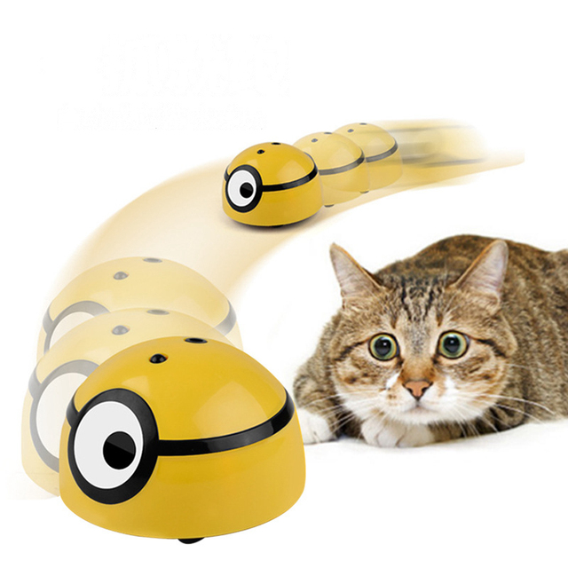 """""""Catch Me If You Can"""" Cat Toy 2"""